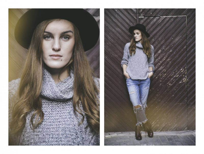 Outfit of the Day: winter hats & cosy sweaters