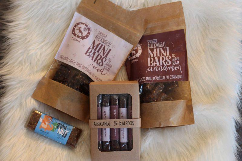 Healthy & Tasty: Tundra Snack