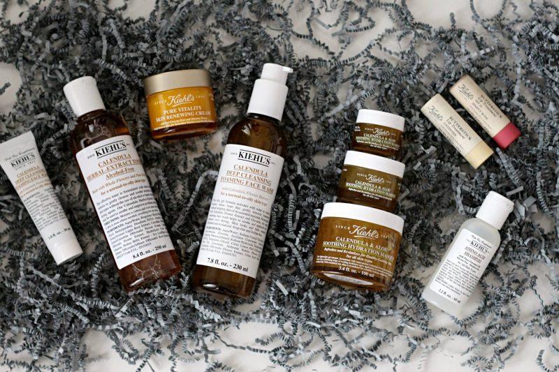 Kiehl's cosmetics: new skincare products