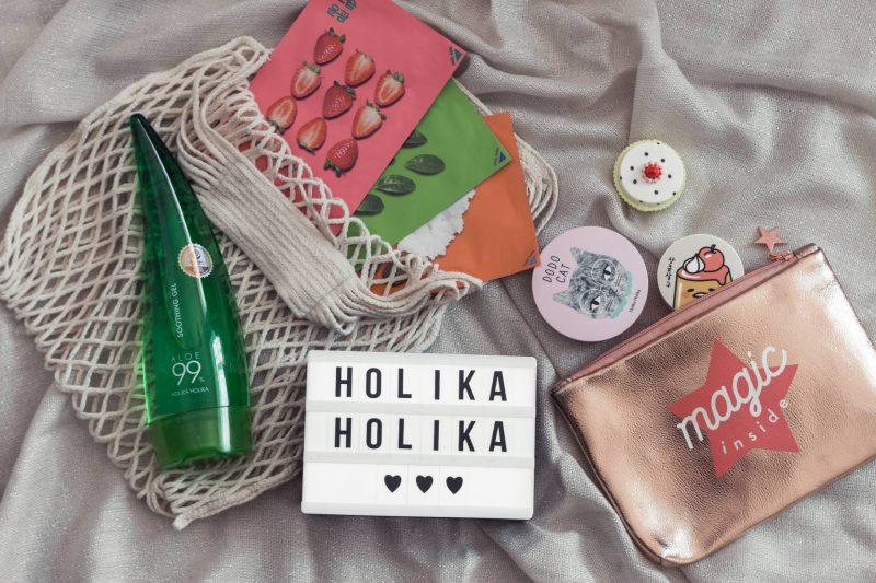 New in: Korean beauty with Holika Holika