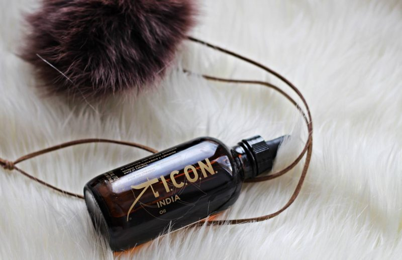I.C.O.N hair oil review