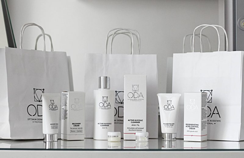 ODA clinic & skin care: my experience