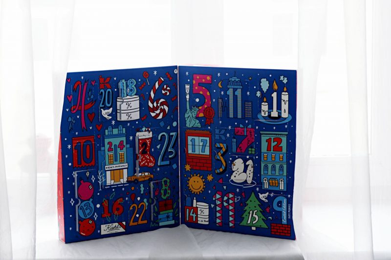 Kiehl's Advent Calendar: is it worth it?