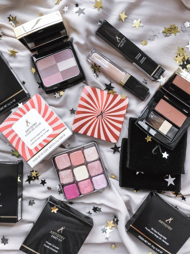 New in: Artistry cosmetics